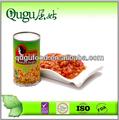 400 g pode embalar feijão cozido vegetais enlatados em