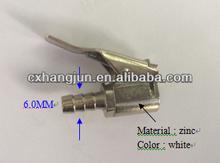 pump parts,model brass adaptor tube av change to ev,gas-filled,air inflation