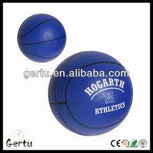 pu foam anti stress basketball