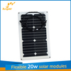 12V flexible solar panel price for boats car Rv kits