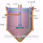 Vertical-Flow Sedimentation tank basin