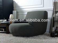 2014 Fashionable top sale modern furniture sun lounger D-42
