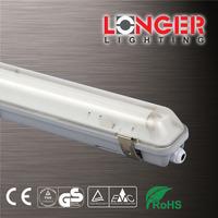 ip65 T8 T5 hermetic fluorescent lamp