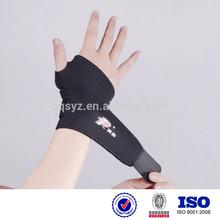 Adjustable Neoprene Wrist Support gel hand wrap