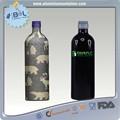 300mm, 750ml verde, in alluminio bottiglia di vino