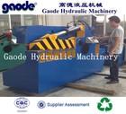 Hydraulic Metal Scrap Press Cutting