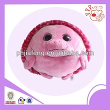 plush material animals 2014 new stuffed soft toys with big eye