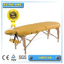Newest Thai massage table Luxury 3 zone massage bed
