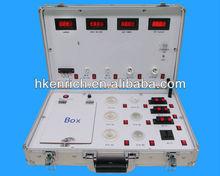 Portable Aluminum LED Demo Case Hot sale,mini demo case