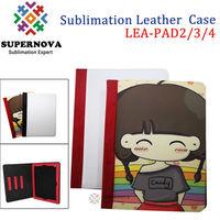 Custom Leather Flip Case for Tablet