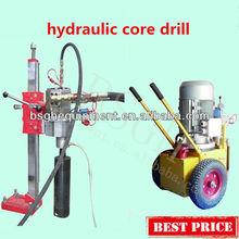 BS-500AM cutting concrete hydraulic diamond drilling machine