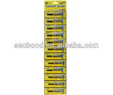 3g tube 12pcs cyanoacrylate adhesive 502 super glue