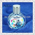 Vente en gros de flacon en verre d'élégant parfum classe supérieur de 50ml