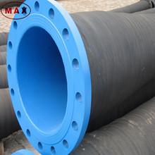 Flexible black suction discharge rubber hose