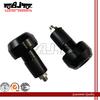 BJ-HBE-004 Wholesale alloy black off road motorcycle bar end plug