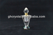 Quality crystal for home decoration perfume bottle