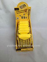 6PC screwdriver watch repair tools 0006-c2