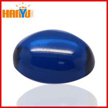 Wuzhou gems oval cut blue sapphire