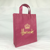 Round Conner Customized Size and Print designer shopping bag, luxury shopping bag, shopping bag design