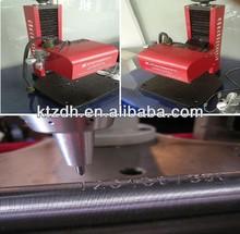 air pressure metal marking machine, line or dot peen, high precision