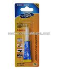 Europe standard super glue with REACH RoSH certificate super glue