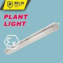 Patlamaya dayanıklı 2x36W floresan aydınlatma armatürleri bay51-q