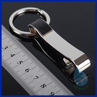 Cool keychain bottle opener china manufacturing/new product keychain beer bottle openers