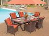 Outdoor furniture resin wicker garden furniture