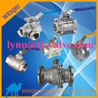 cf8 ball valve ; cf8m ball valve ;ball valve dn40