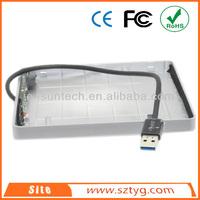 ECD018-US3 Universal External USB3.0 SATA Slot in Optical Bay Hard Drive Caddy
