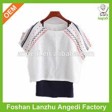Branded export surplus t shirt/woman tshirt