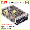 Meanwell HRP-150-36 ac dc power supply 36v 4.3a