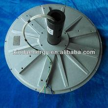 20kw 300 rpm fluxo axial da turbina de vento motor para salei/alternador pmg pma