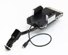 All-in-One Car FM Transmitter w/ 3.5-mm Audio Cable and Mic for Samsung/HTC/Nokia/Blackberry/Sony/iPhone