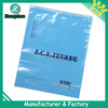 Custom printing fashional style plastic zipper bag with reusable and recyclable (zz14)