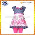 Custom crianças vestido de algodão/fashion kids vestido de princesa/alta qualidade vestido de noite para as crianças por atacado