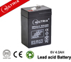 Storage Small Sealed Lead Acid Rechargeable 6V 4AH battery