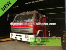 Dongfeng 5.5cbm types of fire trucks