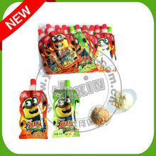 cartoon design popping candy favor