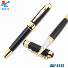 luxury gold plated heavy metal roller ball pens
