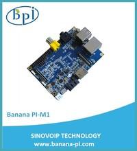Banana pi the newest A20 Development board with 1gb ram better than Raspberry RSupport arduino,Debian linux,scratch,pcduino...