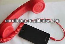 2014 hotsale charging station coco phone handset
