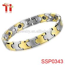Health Bio magnetic bracelet, 4 in 1 Bio energy bracelet