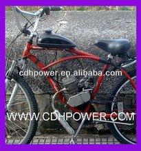 Cp-viii motor scooter / gasolina 80cc bicicleta motorizada motor kit