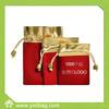 2014 cheap promotion Velvet bag drawstring gift bag