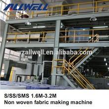 polypropylene pp spun bonded non-woven machine