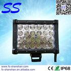 CE/ROSH 72W IP67 Waterproof Cree LED Light Bar/led ghost shadow car logo light
