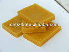 Beeswax --- for the soap, lipstick and cosmetics.