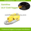 2014 nuevos portátiles eléctricos ulv desinfección máquinas de pulverización