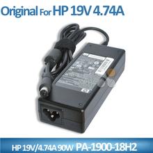 19V 4.74A 7.4*5.0mm Laptop Charger For hp pavilion DV3 DV4 DV5 DV6 G3000 G5000 G6000 G7000 AC Adapter